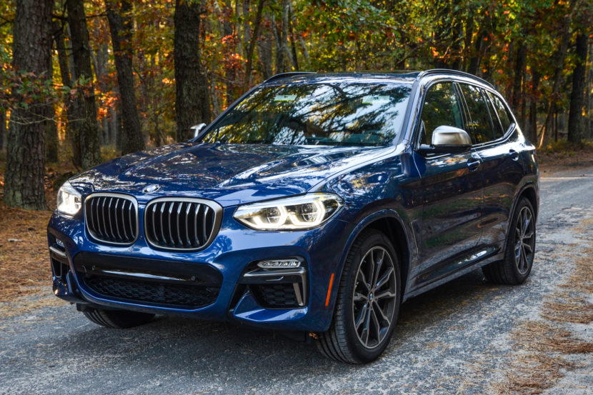 Bmw X3 M40i Gives Us A Taste Of The X3 M