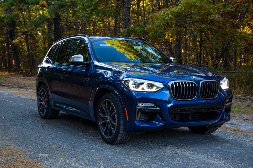 BMW X3 xDrive M40i 22 830x553