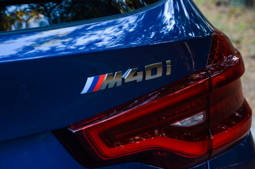 BMW X3 xDrive M40i 23 830x550