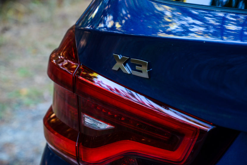 BMW X3 xDrive M40i 24 830x553