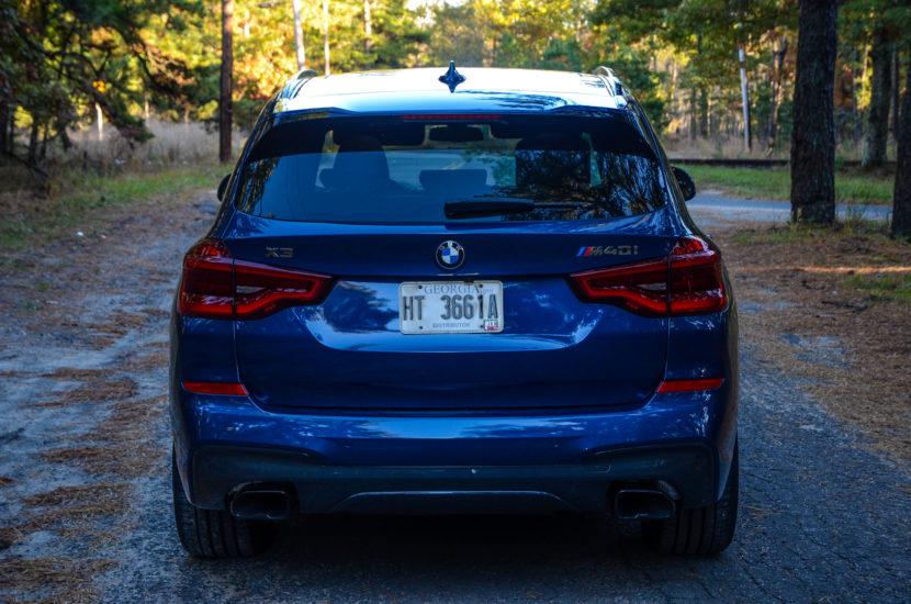 BMW X3 xDrive M40i 26 830x550