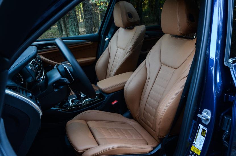 BMW X3 xDrive M40i 32 830x550