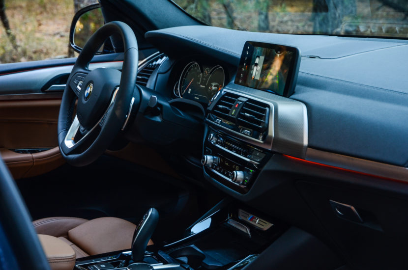 BMW X3 xDrive M40i 40 830x550