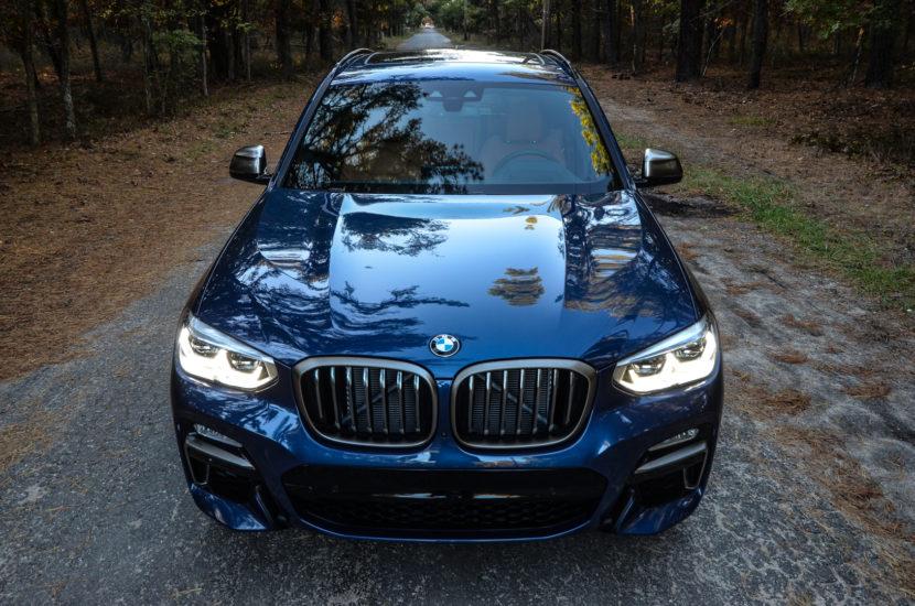 BMW X3 xDrive M40i 44 830x550