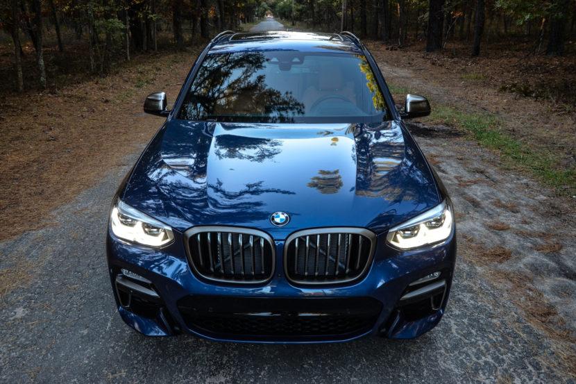 BMW X3 xDrive M40i 44 830x553