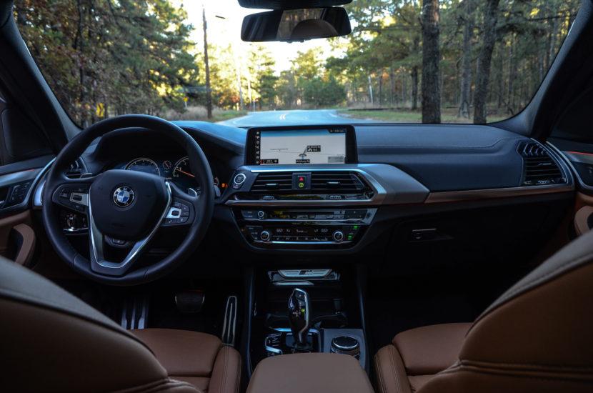 BMW X3 xDrive M40i 48 830x550