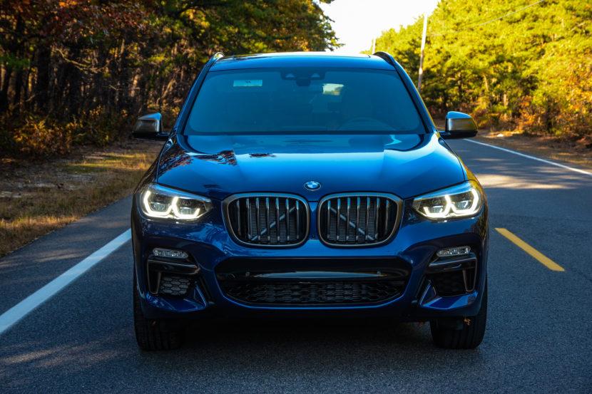 BMW X3 xDrive M40i 5 830x553