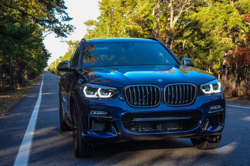 BMW X3 xDrive M40i 7 830x553