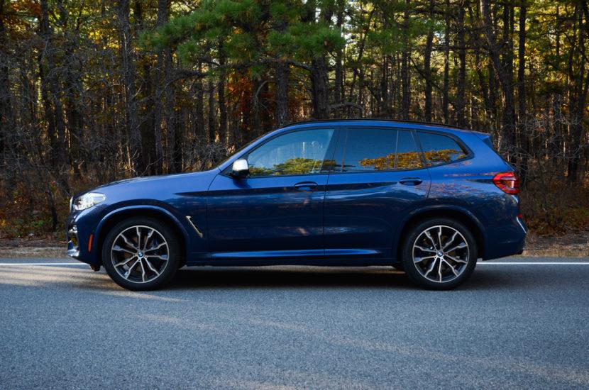 BMW X3 xDrive M40i 9 830x550