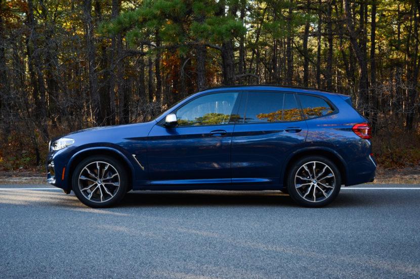 BMW X3 xDrive M40i 9 830x553
