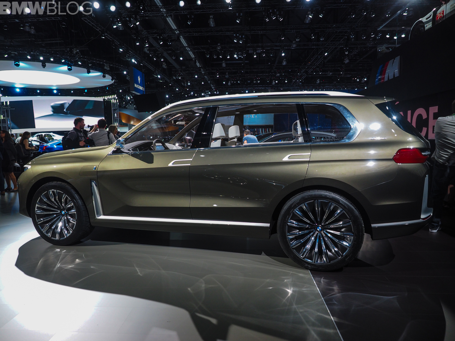 Future Bmw X7 Gets A New Render