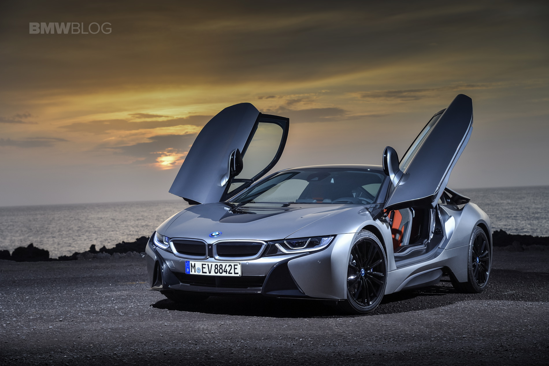 BMW i8 Facelift 09