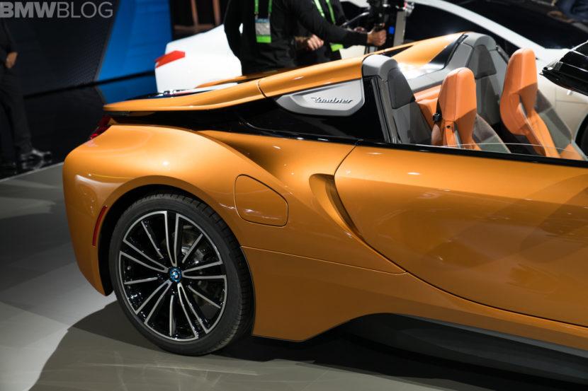 BMW i8 Roadster LA Auto Show 23 830x553