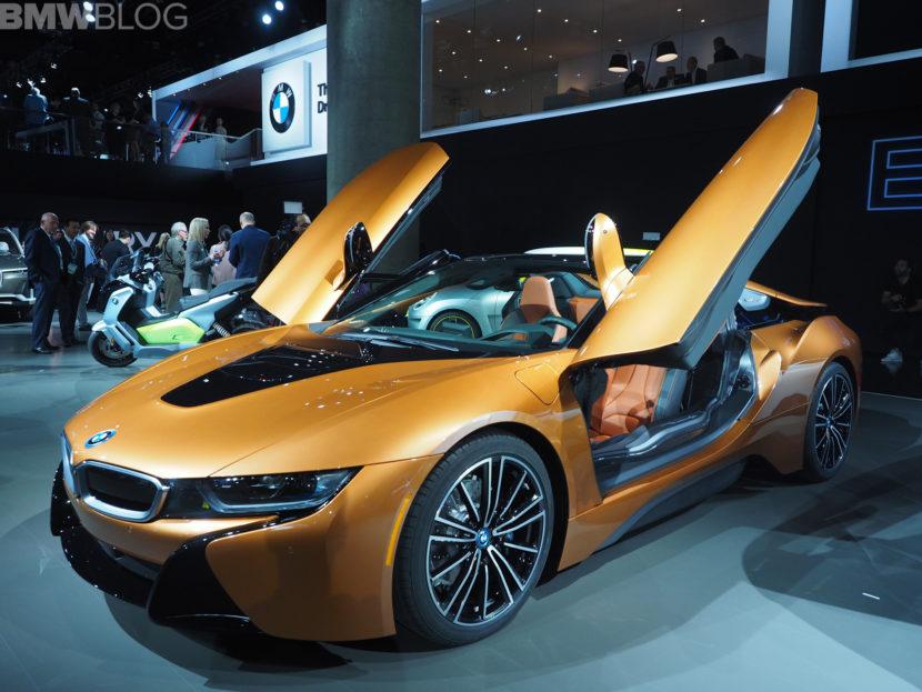BMW i8 Roadster LA Auto Show 27 830x623