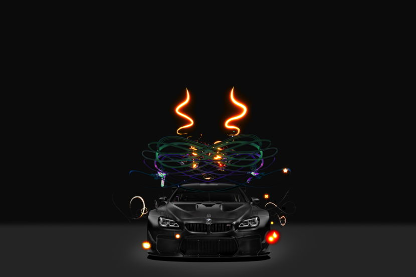 Cao Fei BMW Art Car 03 830x553