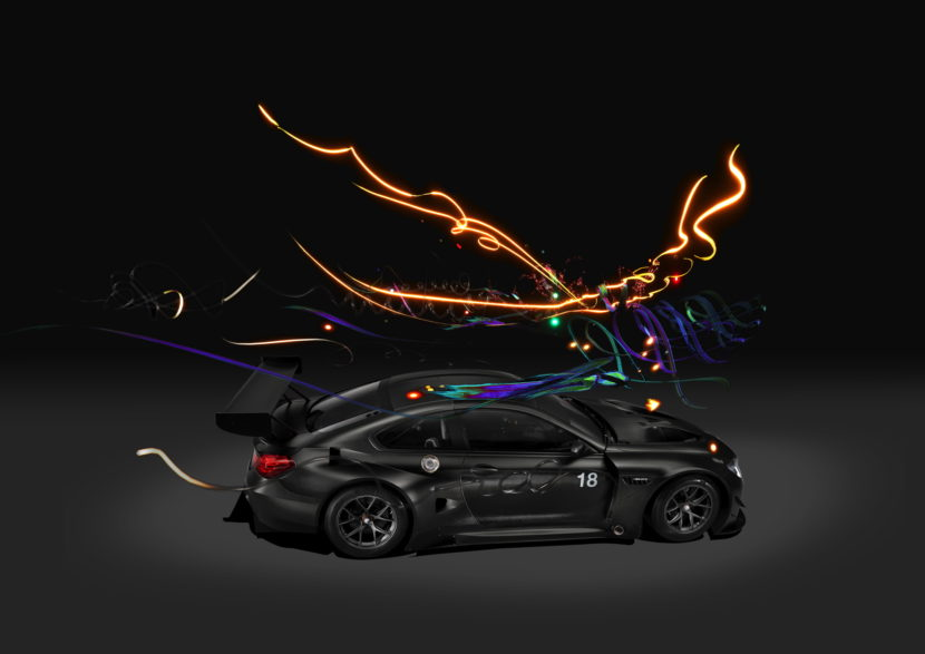 Cao Fei BMW Art Car 06 830x587