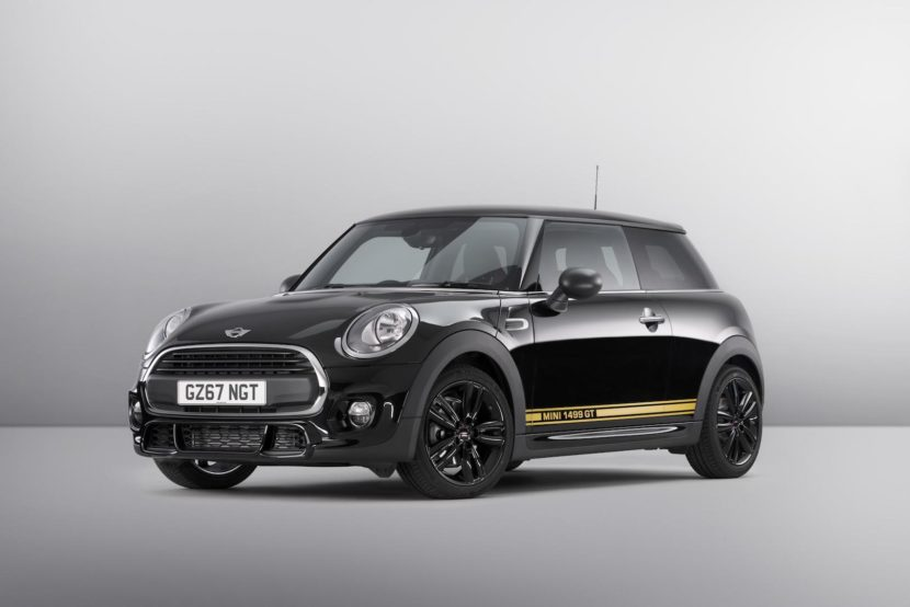 MINI 1499 GT Limited Edition 1 830x554