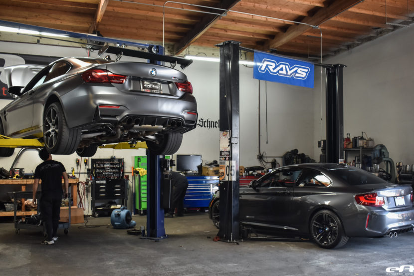 Mineral Gray BMW M2 At European Auto Source Image 1 830x553