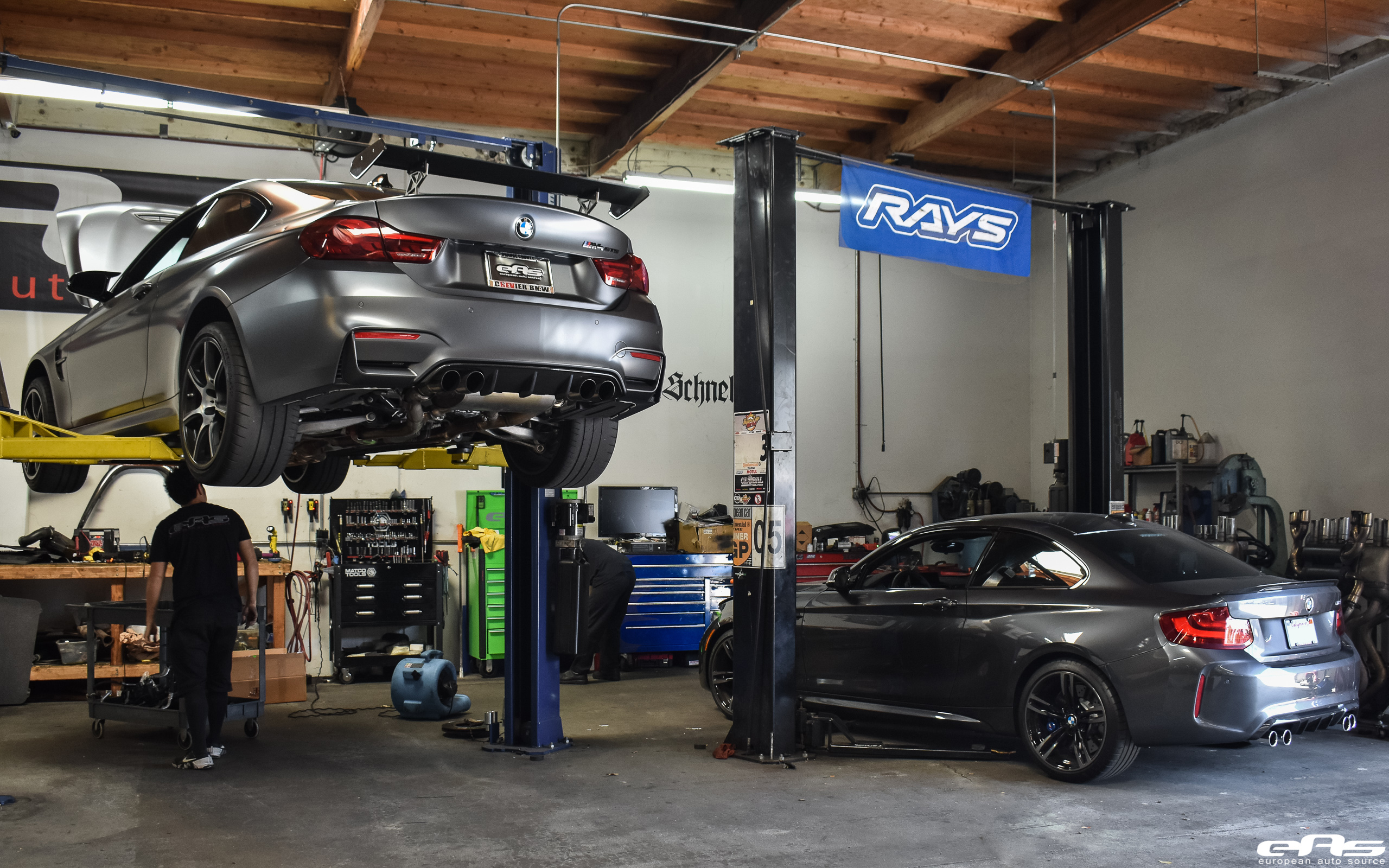 Mineral Gray BMW M2 At European Auto Source Image 1