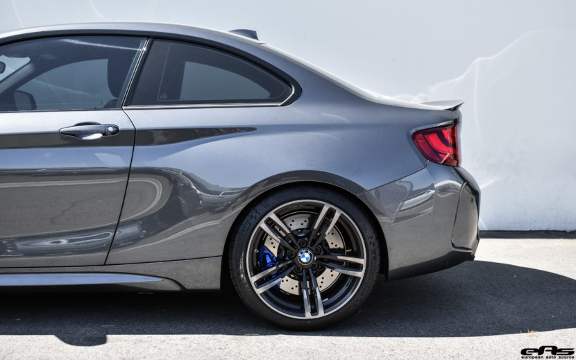 Mineral Gray BMW M2 At European Auto Source Image 21 830x519