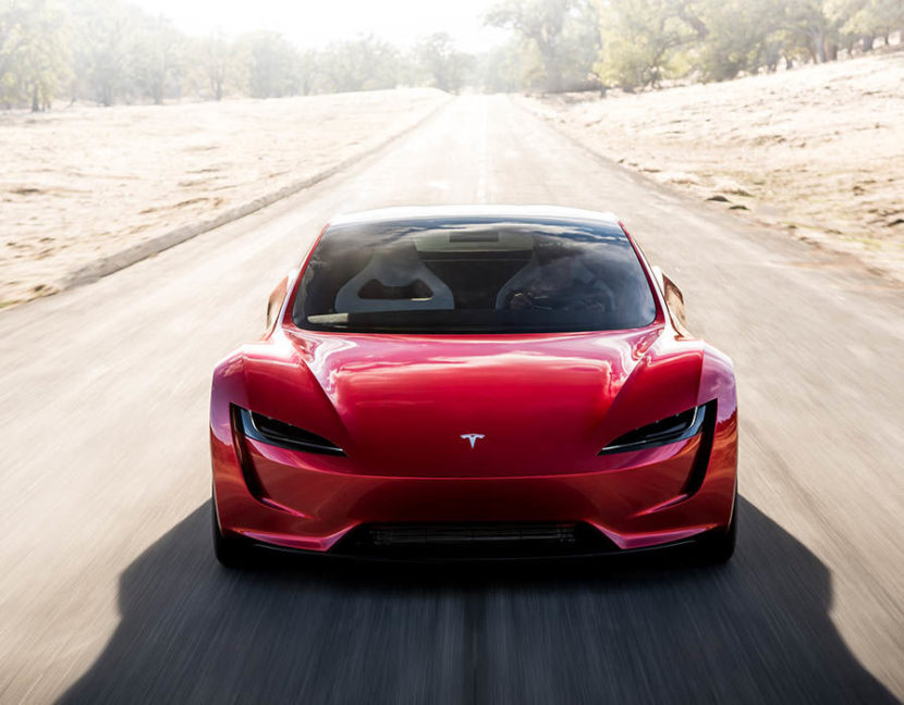 New Tesla Roadster 2 image 1 830x648