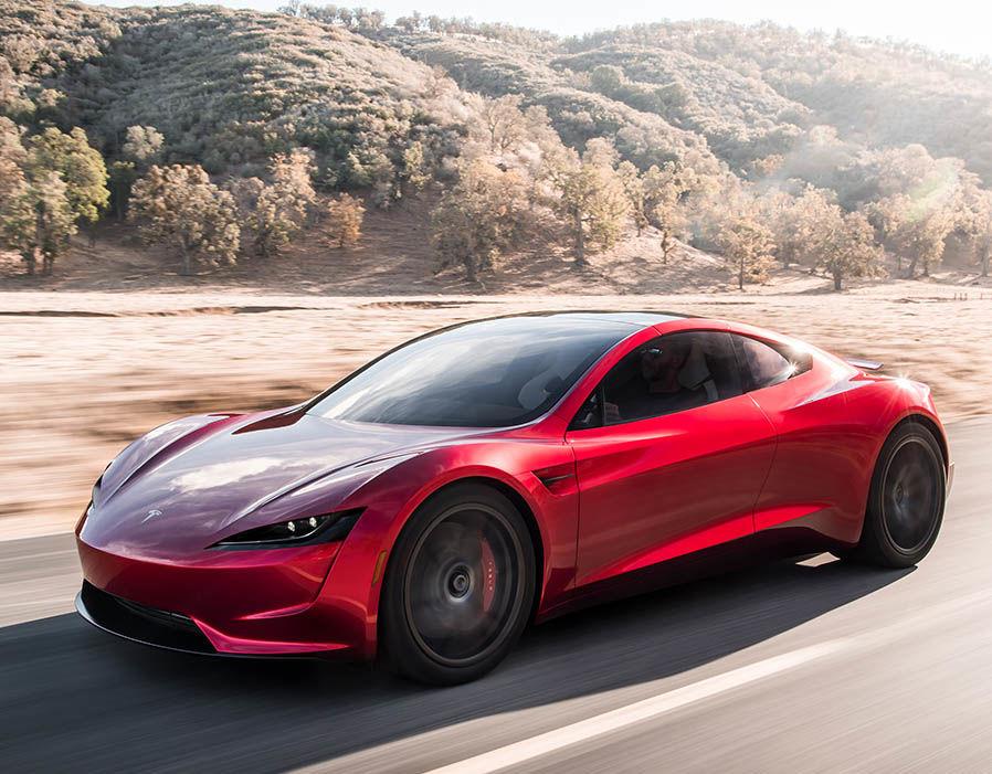 New Tesla Roadster 2 image 2