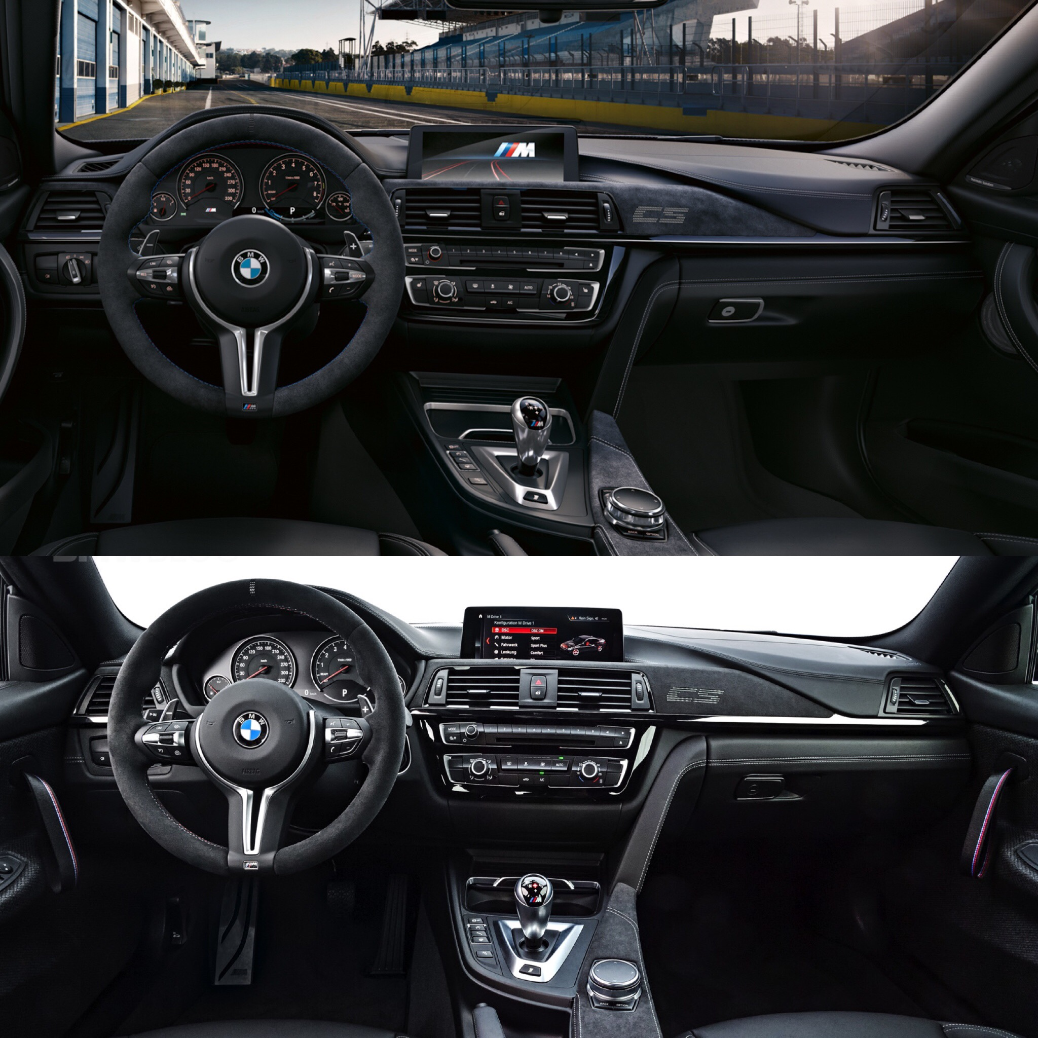 Bmw M3 Cs: Photo Comparison: BMW M3 CS Vs BMW M4 CS