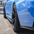 Yas Marina Blue BMW M4 Build by At European Auto Source