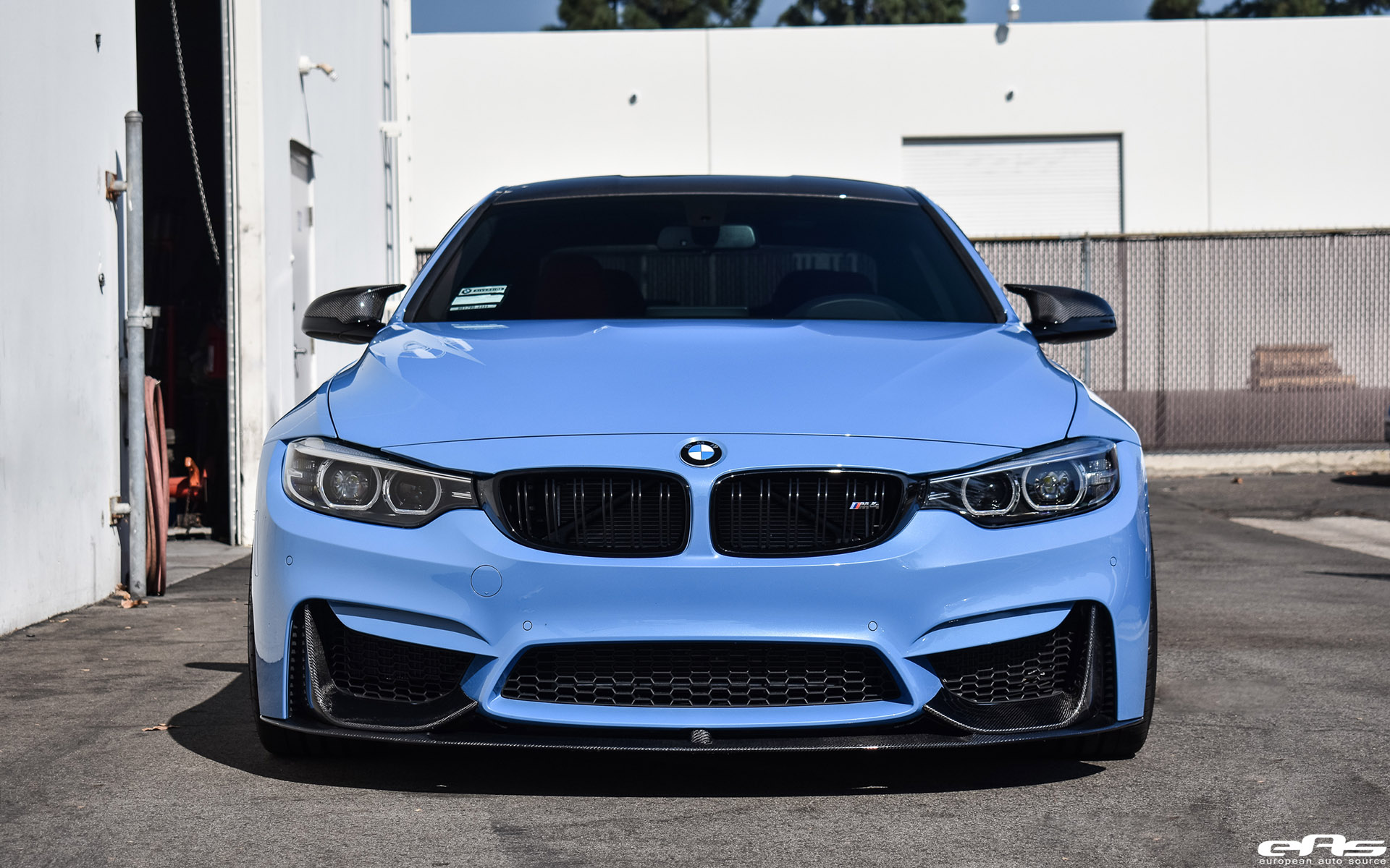 Yas Marina Blue BMW M4 Build by At European Auto Source Image 8