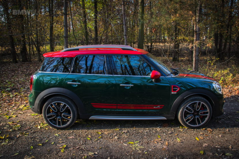 2017 MINI Countryman John Cooper Works review 20 830x553