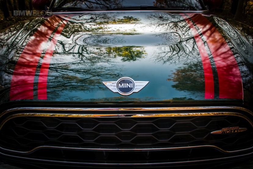 2017 MINI Countryman John Cooper Works review 24 830x553