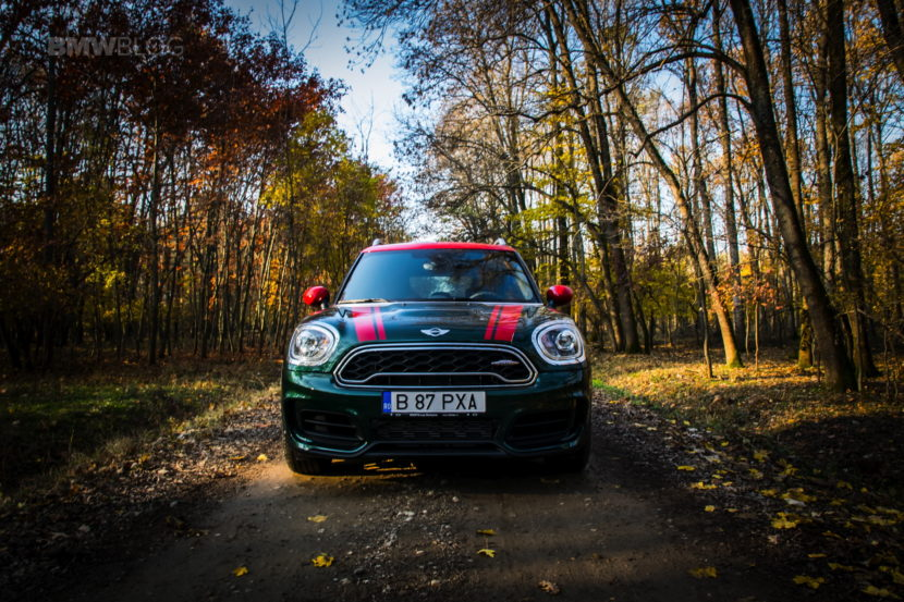 2017 MINI Countryman John Cooper Works review 28 830x553