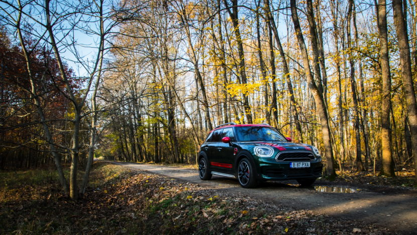 2017 MINI Countryman John Cooper Works review 32 830x469