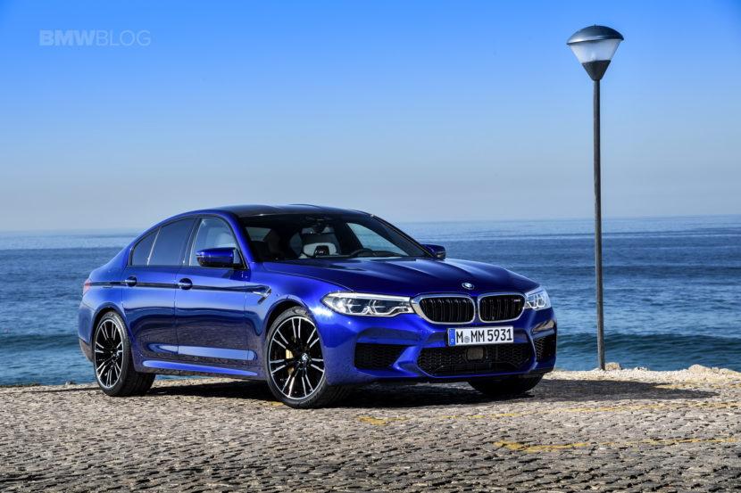2018 BMW M5 test drive 10 830x553