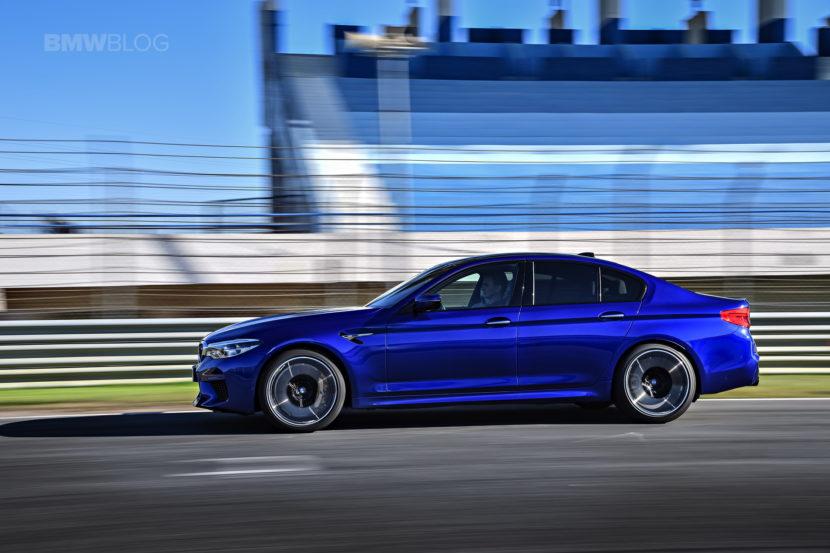 2018 BMW M5 test drive 102 830x553