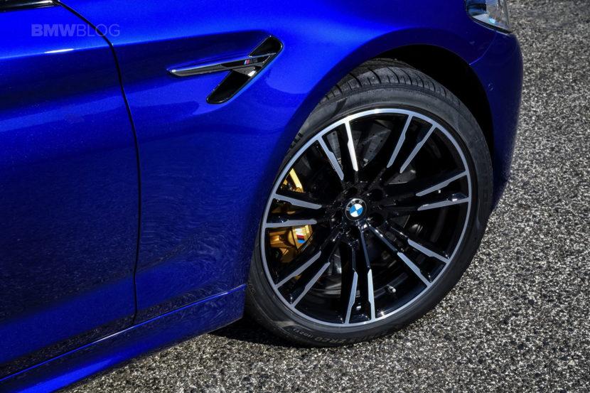2018 BMW M5 test drive 112 830x553
