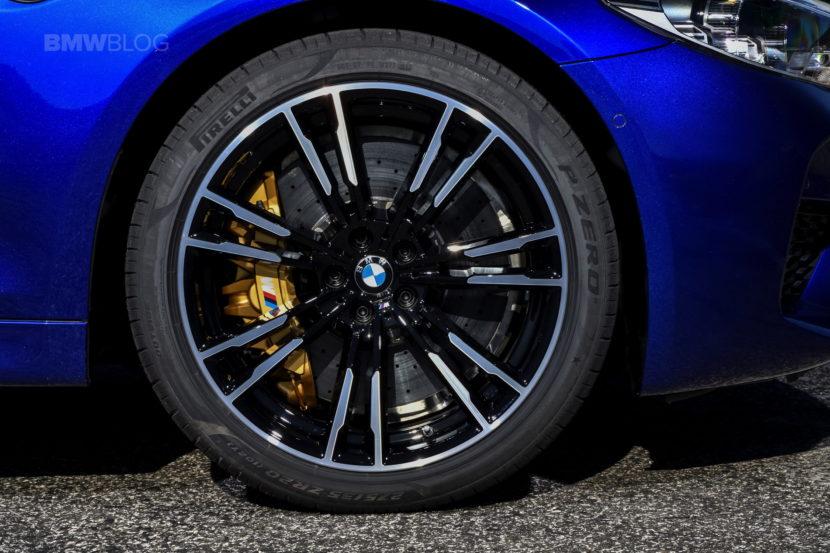2018 BMW M5 test drive 113 830x553