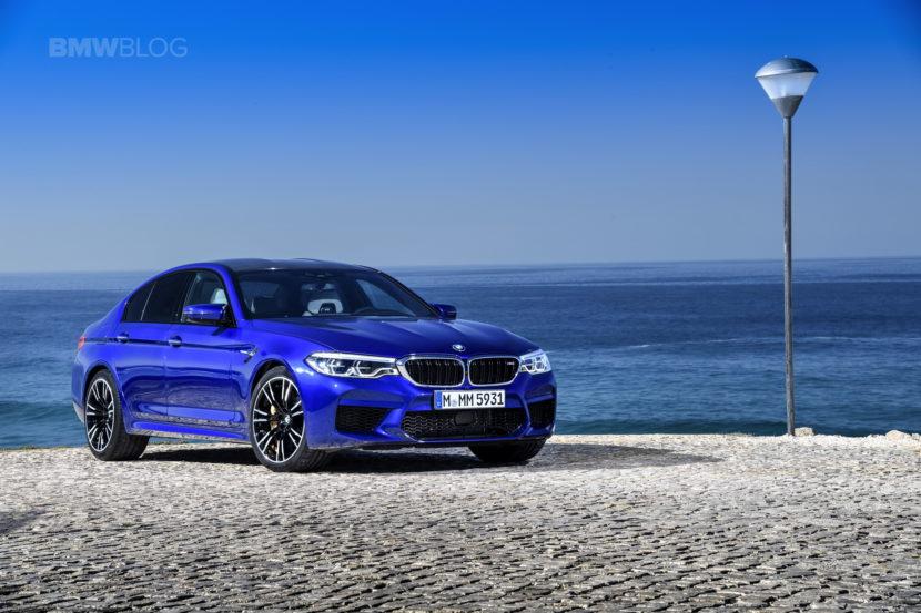 2018 BMW M5 test drive 12 830x553