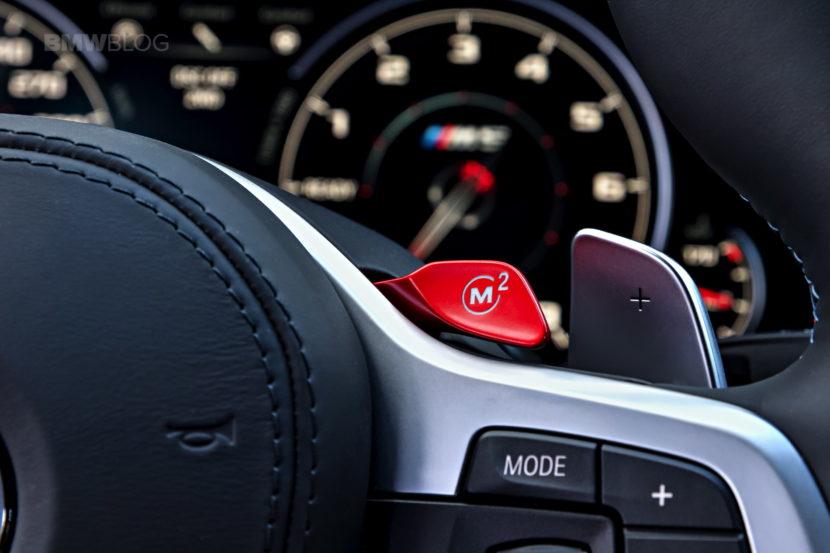 2018 BMW M5 test drive 131 830x553