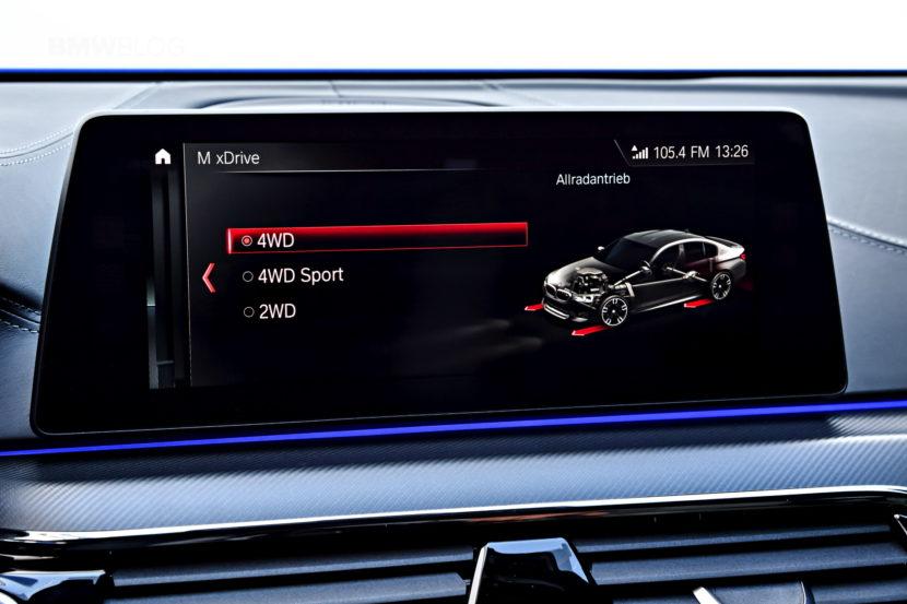 2018 BMW M5 test drive 139 830x553