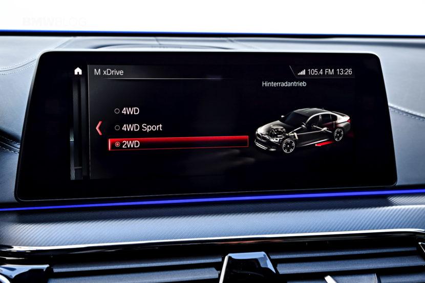 2018 BMW M5 test drive 141 830x553