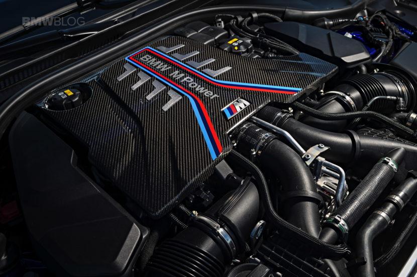 2018 BMW M5 test drive 150 830x553