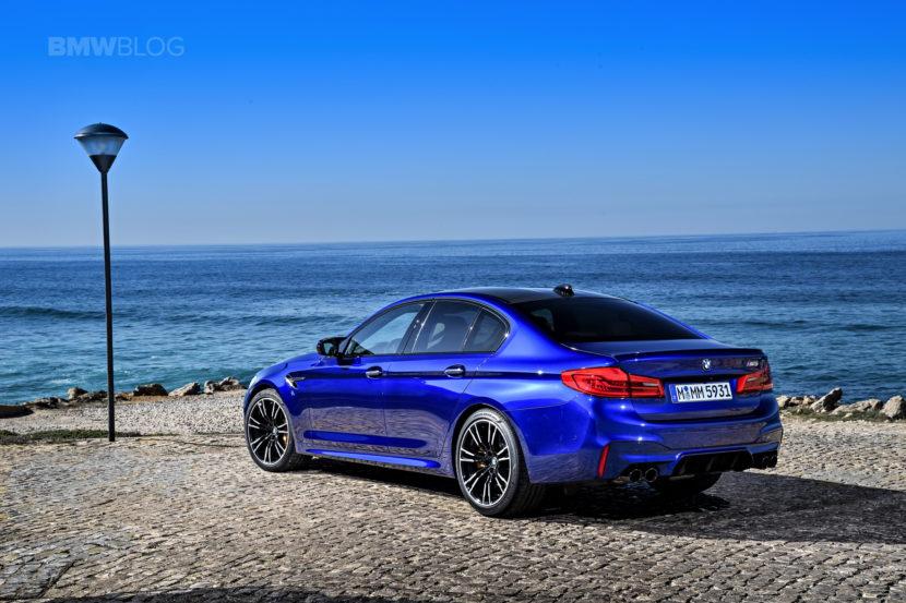 2018 BMW M5 test drive 17 830x553