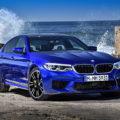 2018 BMW M5 test drive 22 120x120