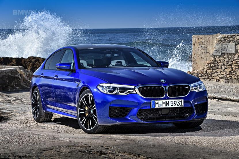 2018 BMW M5 test drive 22 830x553