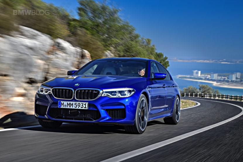 2018 BMW M5 test drive 80 830x553