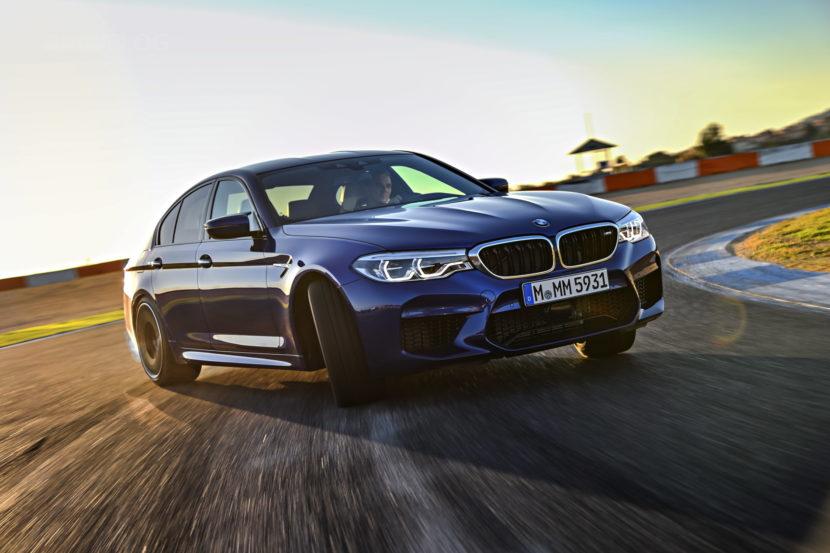 2018 BMW M5 test drive 90 830x553