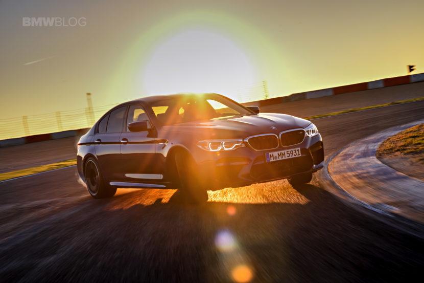 2018 BMW M5 test drive 92 830x553