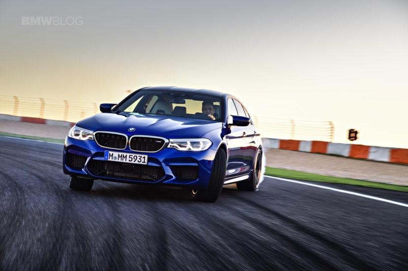 2018 BMW M5 test drive 93 830x553