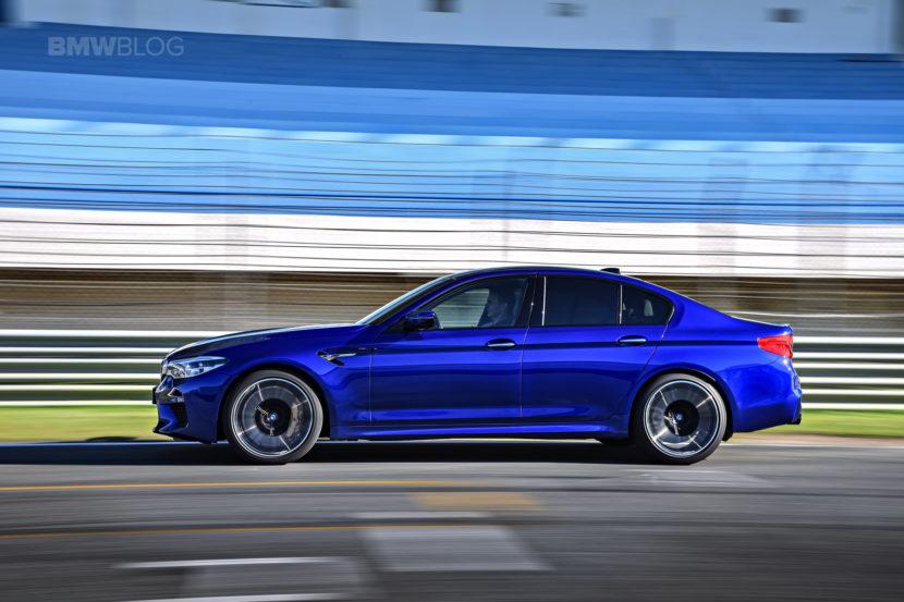 2018 BMW M5 test drive 97 830x553